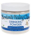 Healing bentonite clay