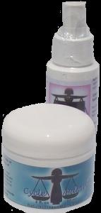 cycle balance natural progesterone cream